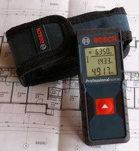 Bosch glm 30 test