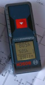 Bosch GLM 30 als Bosh
