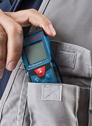 Kompakt & handlich: GLM 40 Professional